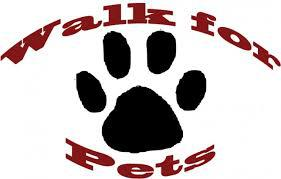New Year's Resolutions and Walk for the Pets